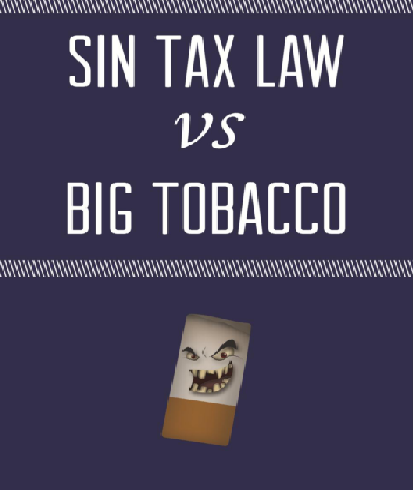 cigarette tax in the philippines Cigarette affordability and the impact of tobacco proposed legislative reforms to increase tobacco tax in the philippines cigarette affordability and the.